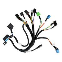 Benz EIS/ESL cable+7g+ISM+tablero de instrumentos moe01 all Mercedes cable Work and VDI MB bga Tools