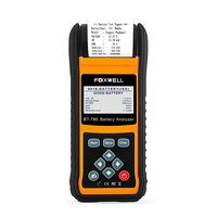 Fxwell bt780 12v Battery Test 0-1000 a vehicular AGM gel ebp Battery Analyst