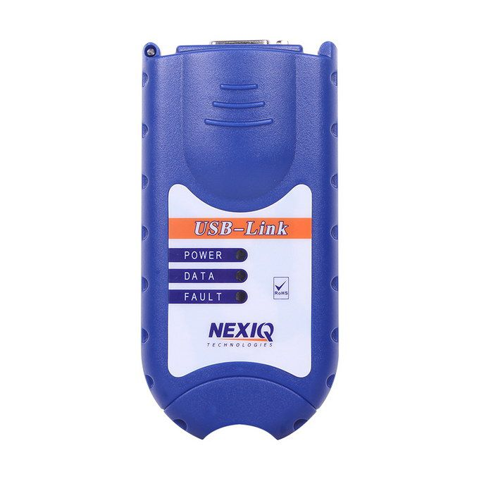 Nexiq Vehicle Heavy camion Screening Tool nexiq USB link+software diésel camion Interface