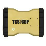 Promotion 2015.3 New TCS CDP+  Auto Diagnostic Tool Yellow Version Without Bluetooth