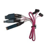 Set of No.42 Cable Eeprom DPI-8con No.43 Cable Eeprom Soic-14con No.44 Cable Eeprom Soic-8con for Jan version Tacho Pro