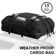 Tirol t24528 a compartimento impermeable equipaje para llevar equipaje(15 pies cúbicos)