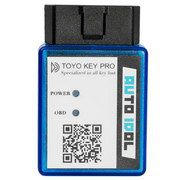 New East Ocean Key OBD II Support Toyota 40/80/128 bits(4D,4D G,4D h)