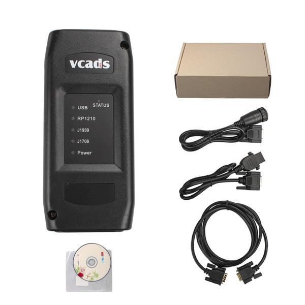 Vcds pro 2.40 Walsh camion Diagnosis tools and plurilingües