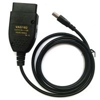 VAG com cable vcds v18.2 Hex USB Interface for Popular,Audi,asiento,sköda Support multi-Launch