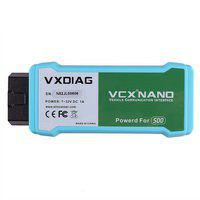 Vxdig vcx nanotiger and Jaguar software v154 WiFi Edition