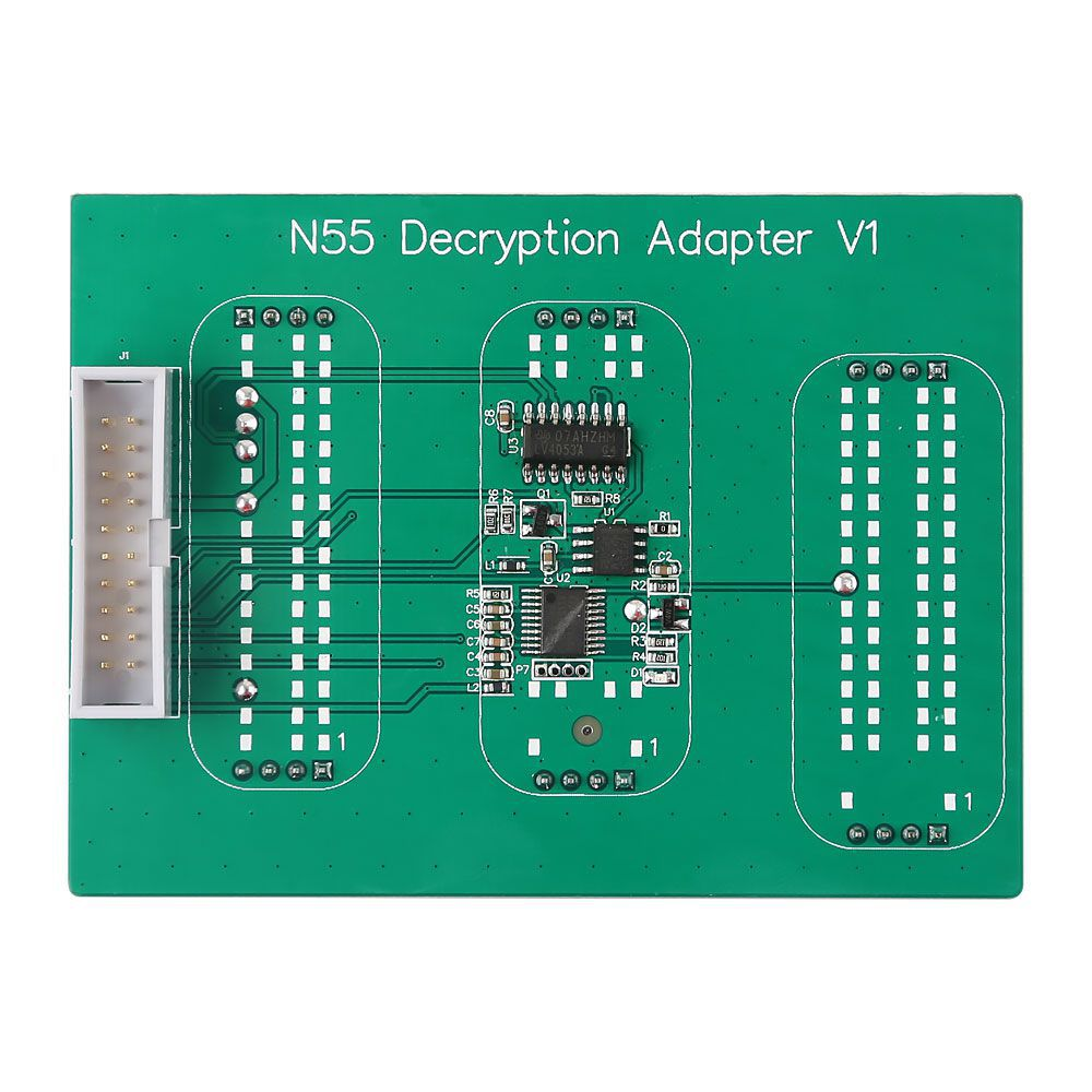 YANHUA ACDP N20/N13 N55 B48 and FEM/BDC Bench Integrated Interface Board Get Free Software License for YANHUA ACDP B48
