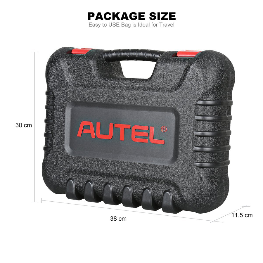 Autocll original miccom mk808 Diagnosis Tool 6 pulgadas LCD touch Diagnosis Rapid Diagnosis EPB/immo/DPF/SAS/tmps and Beyond