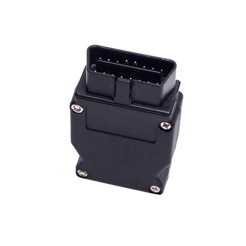 Enet Ethernet a obd2 16pin cable para BMW motor OBD 2 enet plug adapte