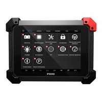 Xtoo ps90 vehicles obd2 Diagnosis Tool and key Programming/Check Amendment/EPS Support multi-Vehicle WiFi/BT